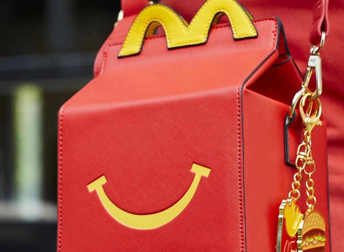 mcdonalds lunch box