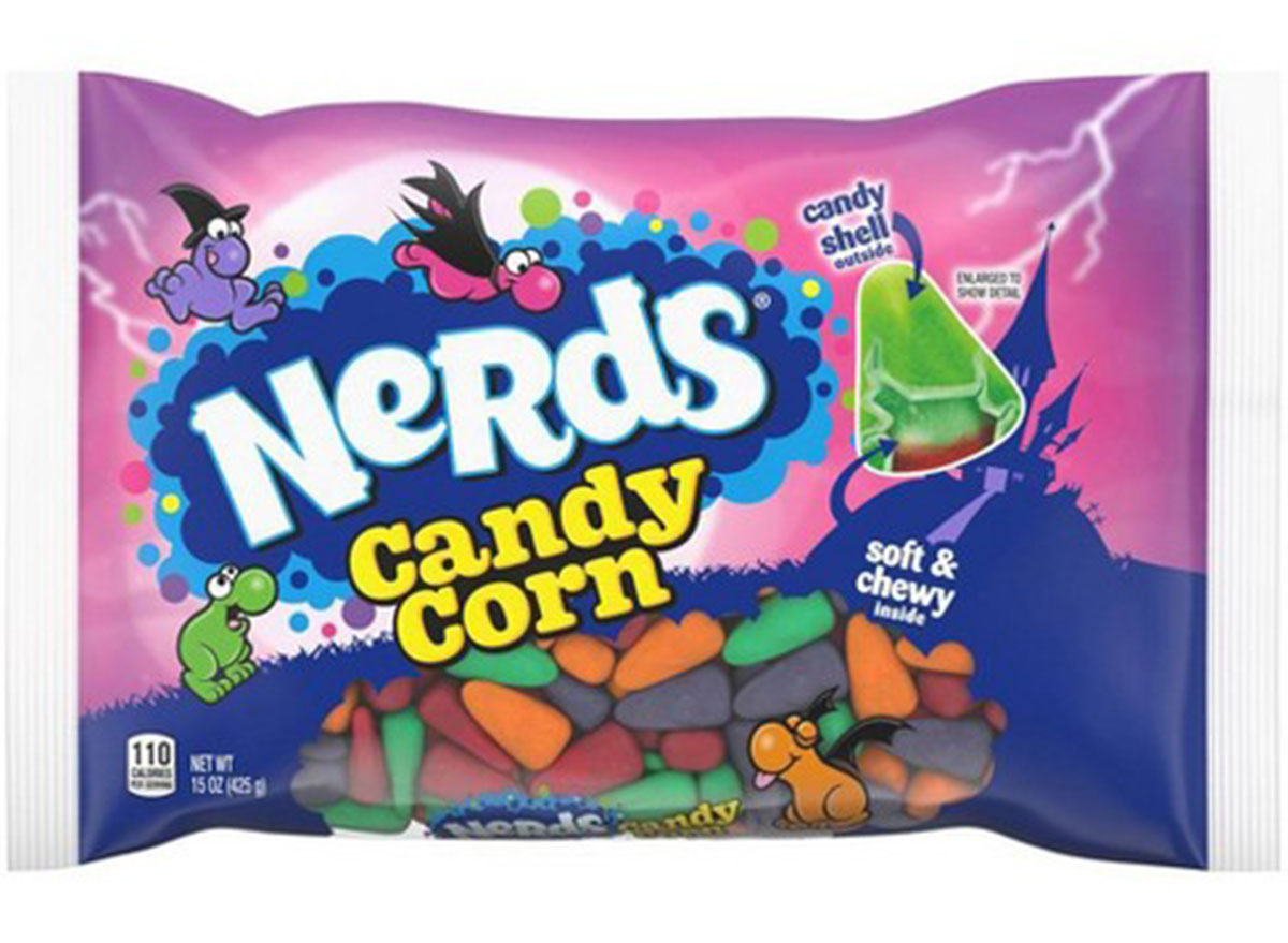 candy corn nerds