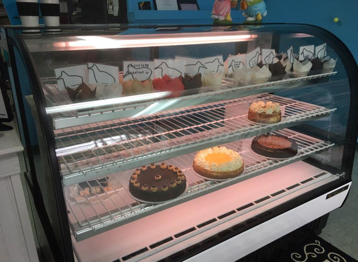new hampshire pleasant lake cheesecake company