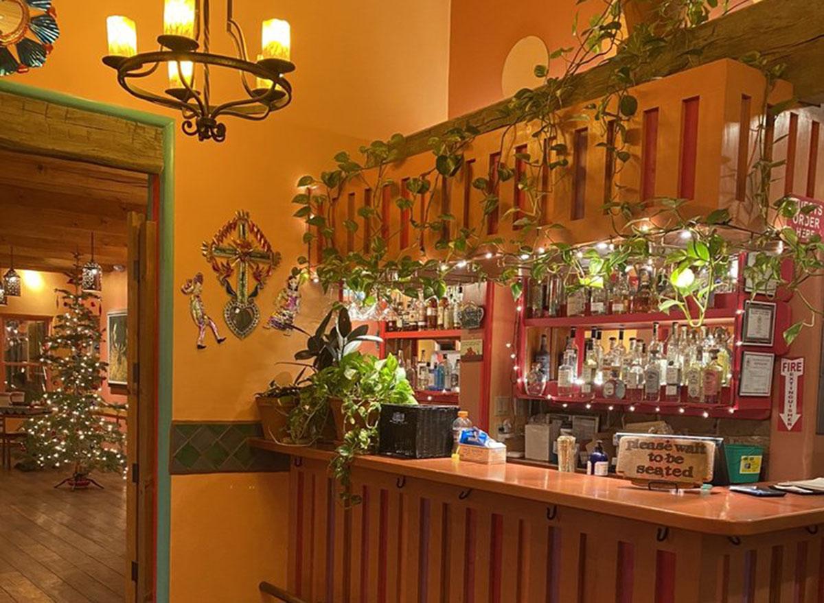 new mexico la choza restaurant
