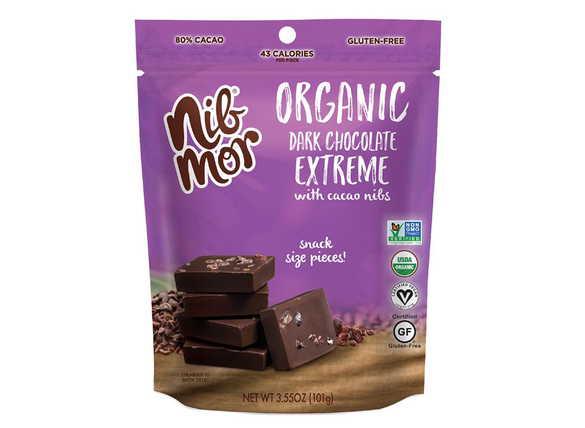 nib mor dark chocolate