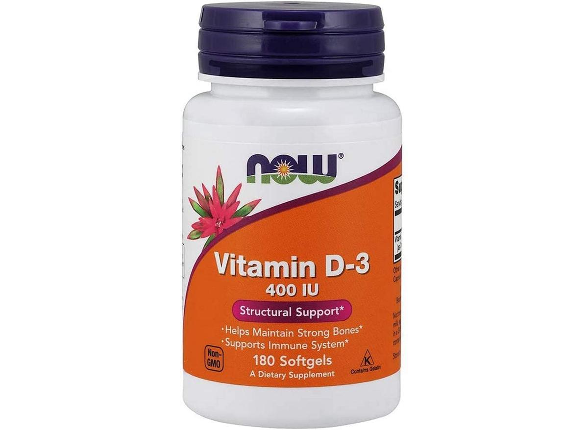 now vitamin d3