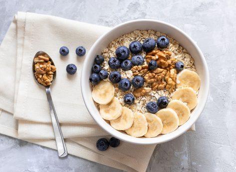 oatmeal walnuts