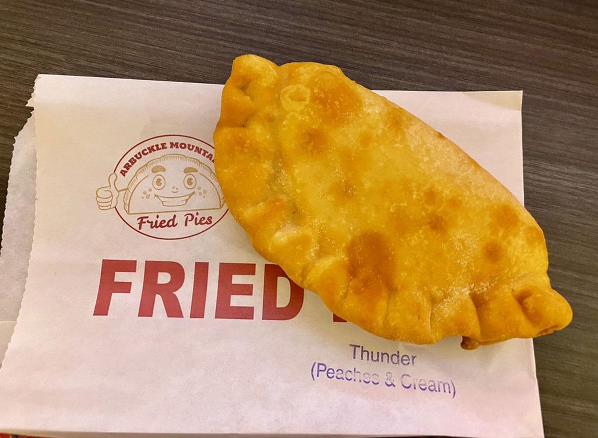 oklahoma arbuckle mountain original fried pies