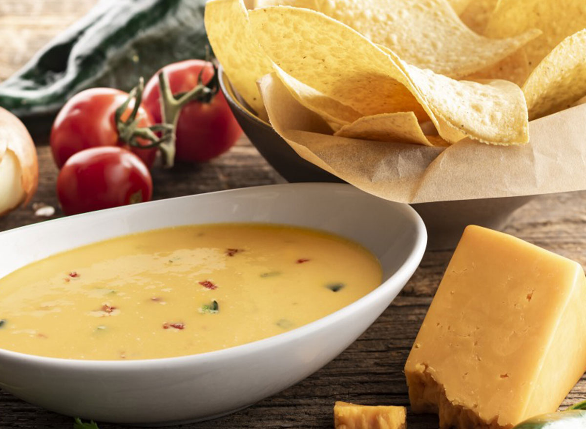 on the border queso