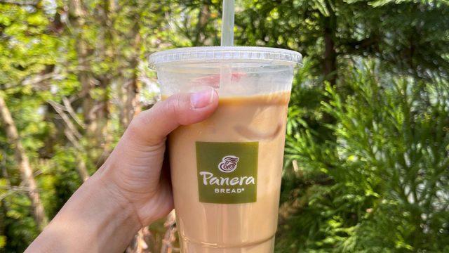 panera coffee