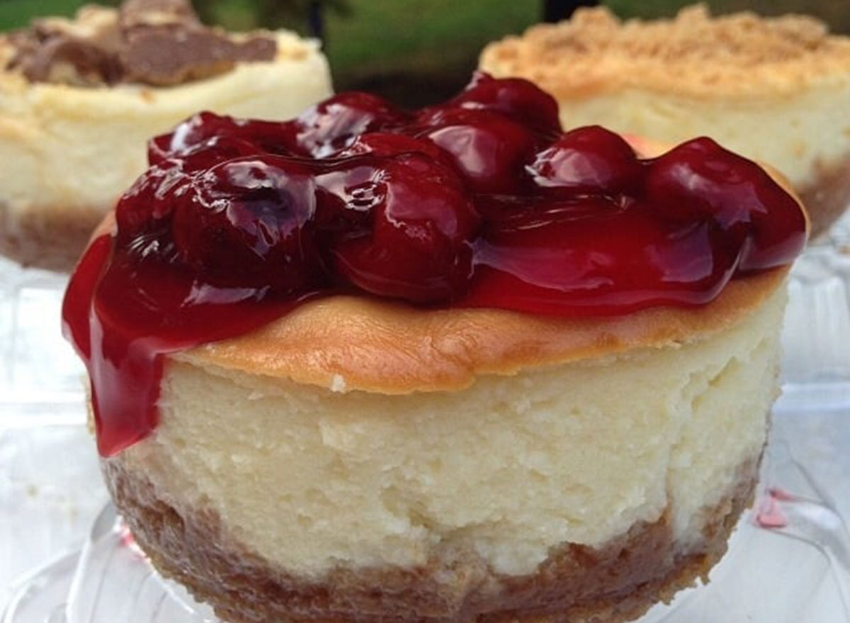 pennsylvania the cheesecake lady