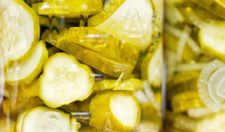 One Major Effect Pickle Juice Has on Your Gut, Says Science