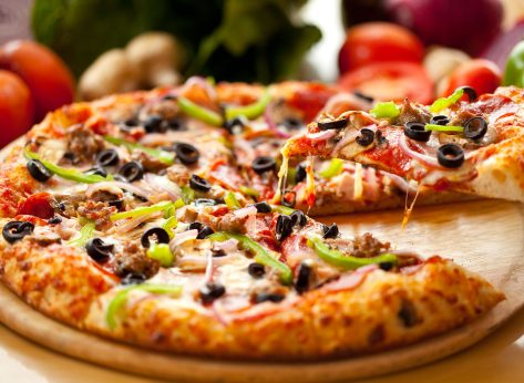 The Most Popular Pizza Chain in Every State, New Data Shows
