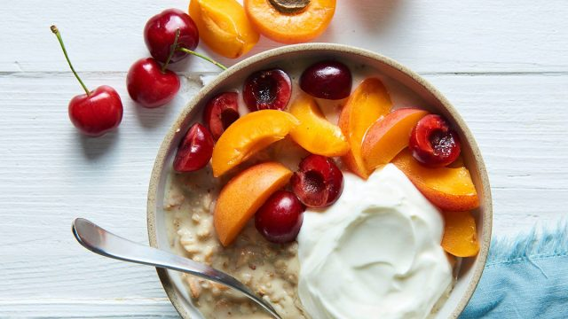 power-packed oats