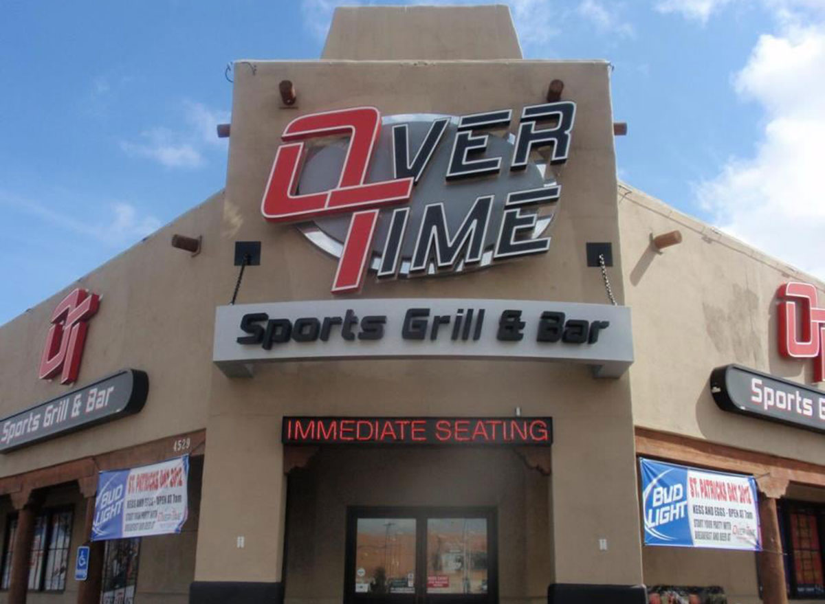 south dakota overtime sports grill bar
