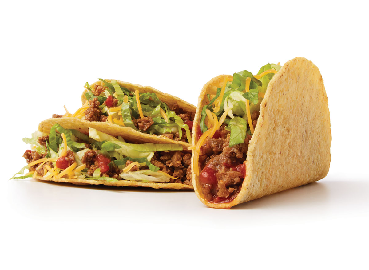 taco johns beef taco