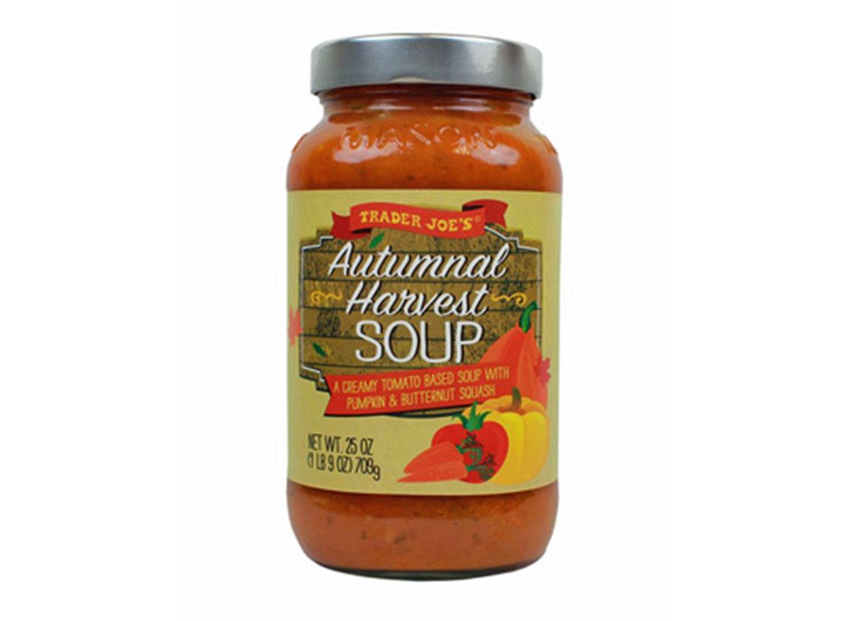 trader joes autumnal harvest soup