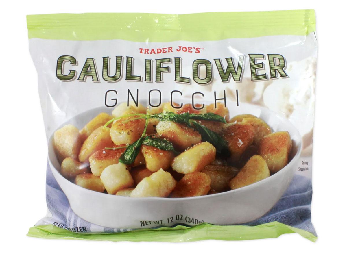 trader joes cauliflower gnocchi