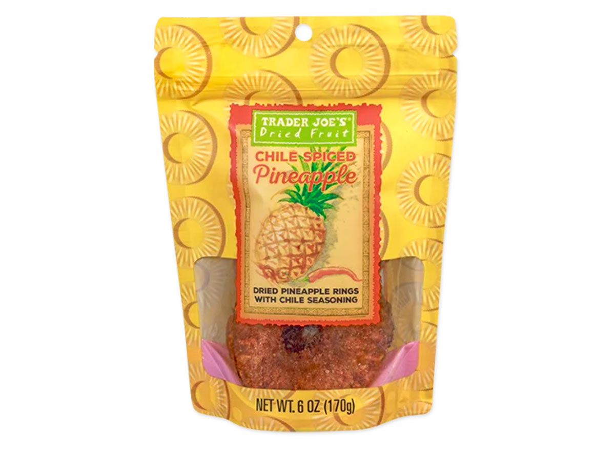 trader joes chile spiced pineapple
