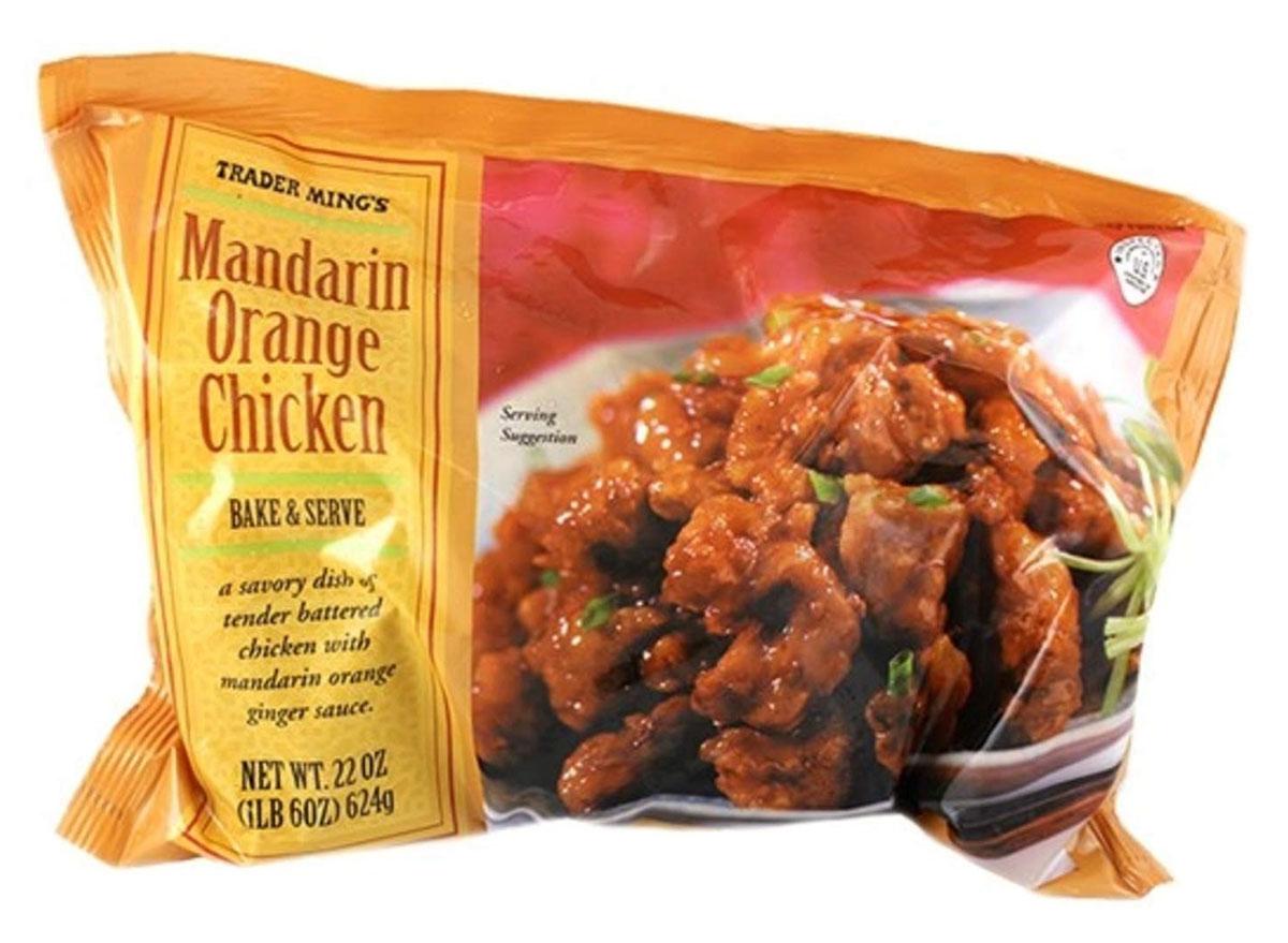 trader joes mandarin orange chicken