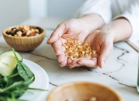 Never Take Your Vitamin D Without Eating This, Dietitian Says