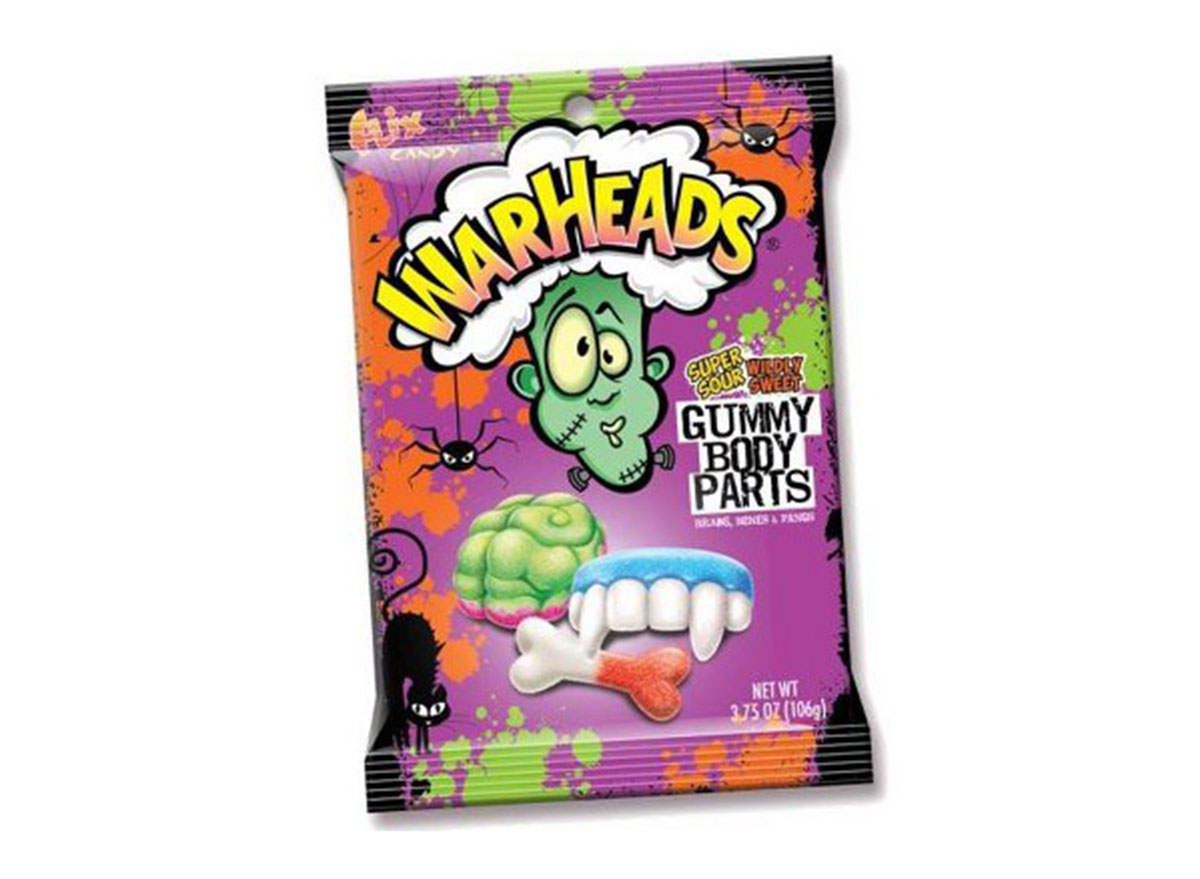 gummy body parts warheads