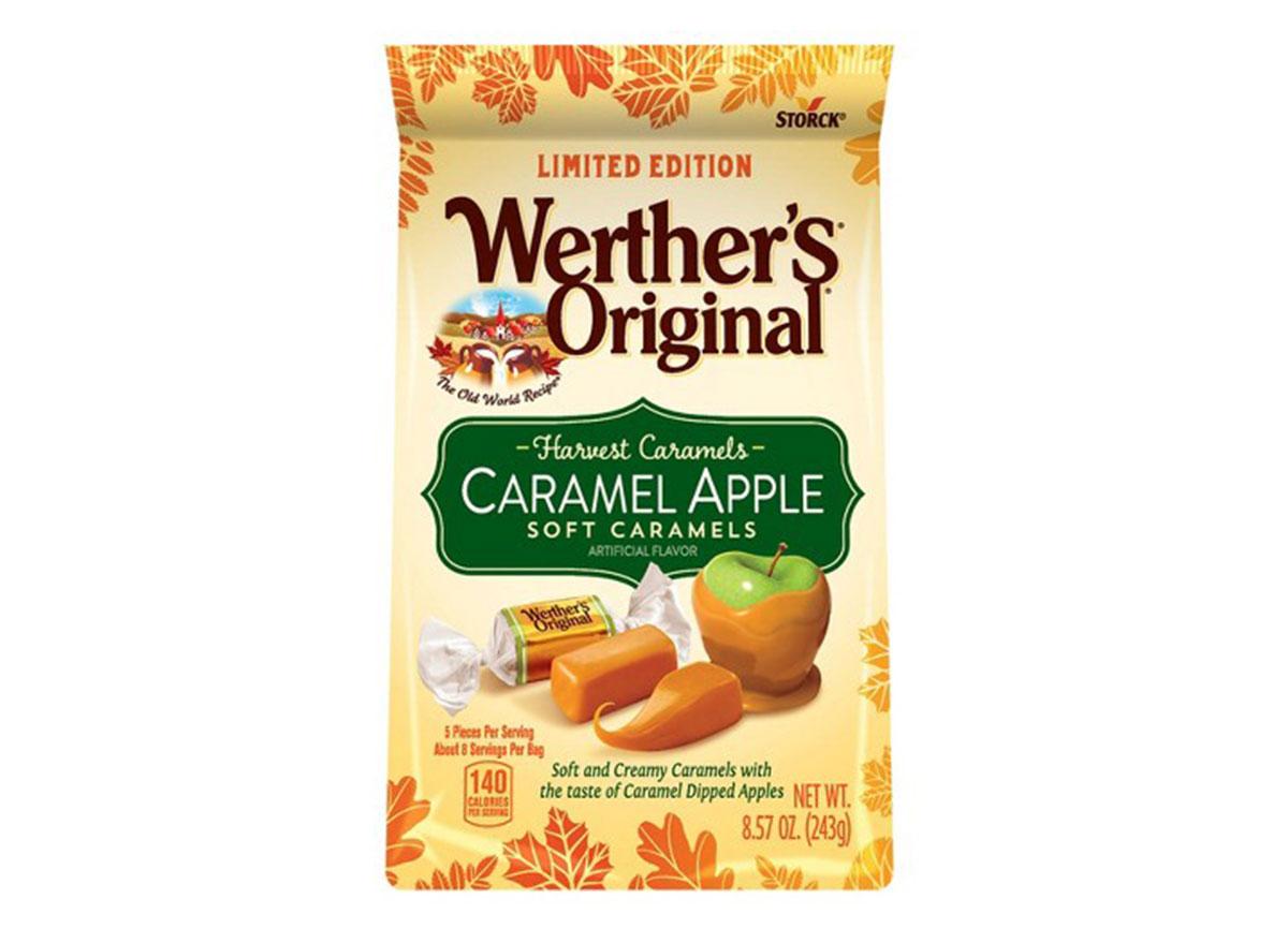 werthers original caramel apple