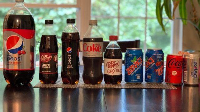 Diet Soda Taste Test