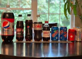 We Tasted 9 Diet Sodas & This Was the Best