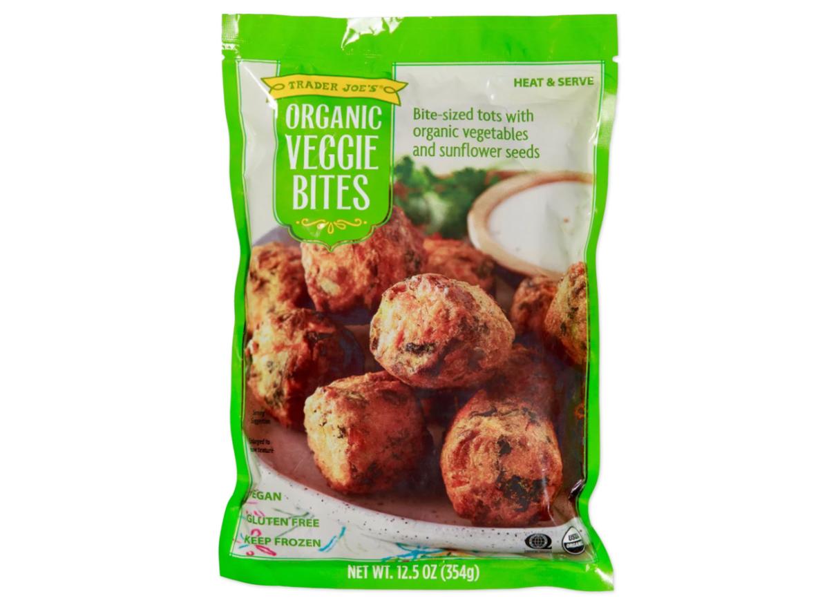 Trader Joe's Veggie Bites
