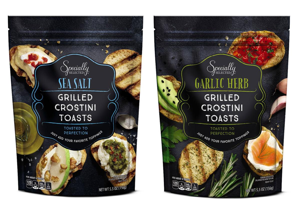 ALDI Specially Selected Crostini Cracker