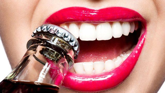 Soda teeth