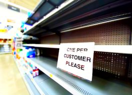 5 Huge New Shortages Shoppers Are Sharing This Week