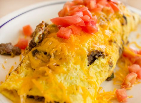 The #1 Worst Omelette You Can Order at 5 Popular Breakfast Chains