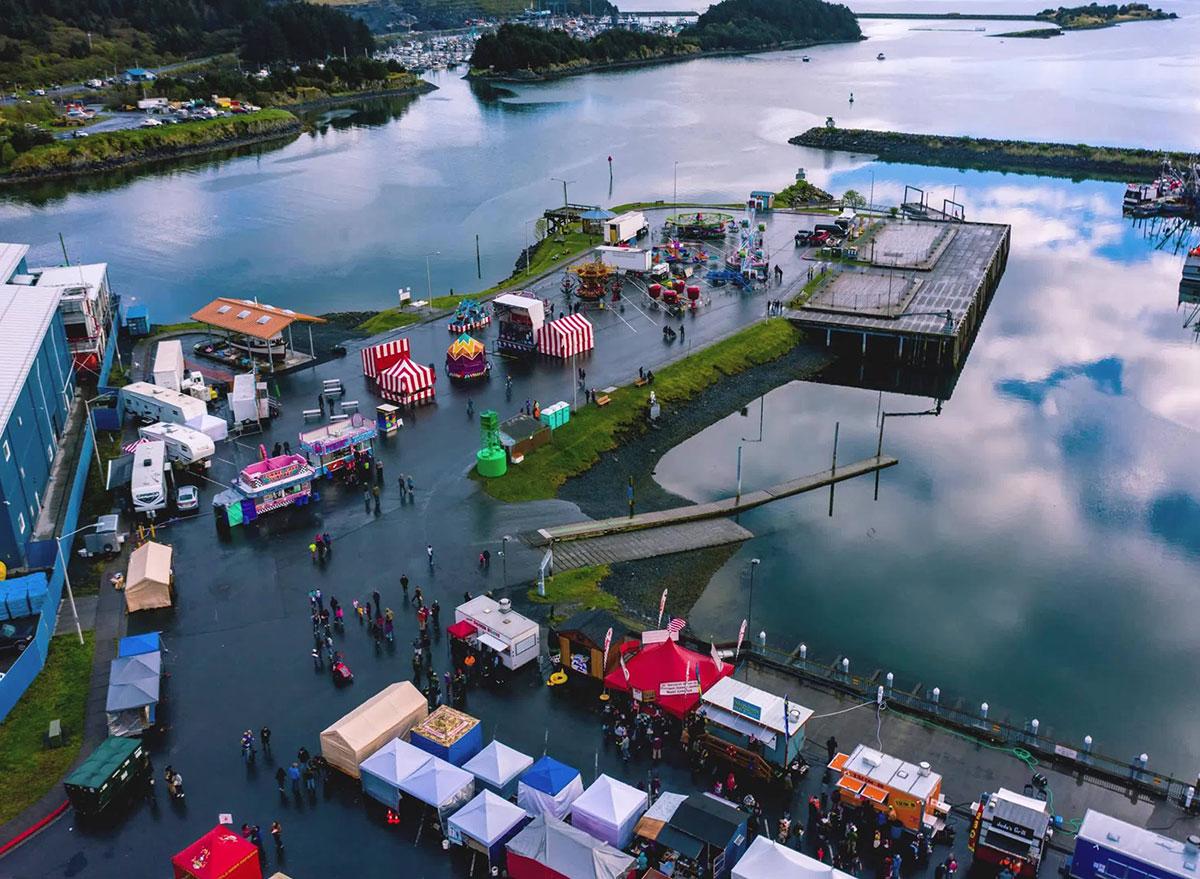alaksa kodiak crab festival