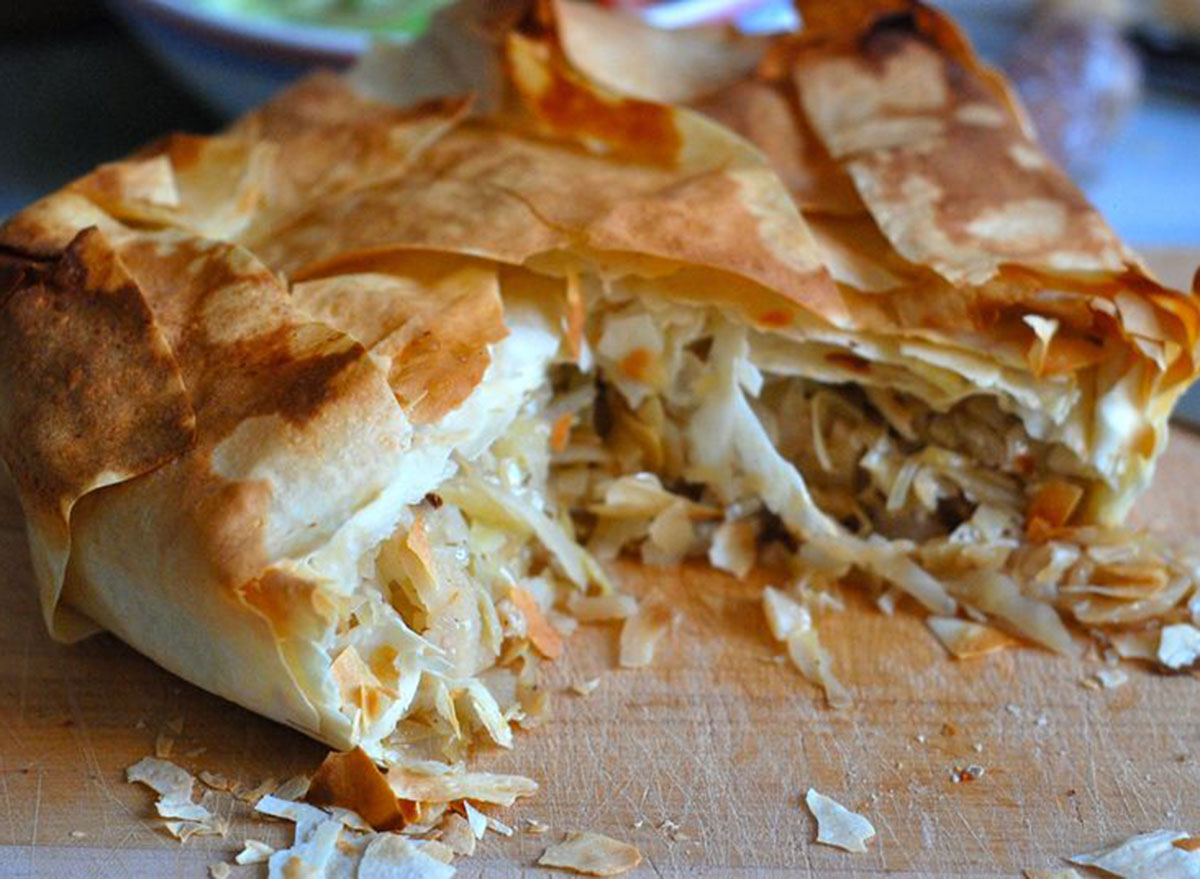 andre heimanns hungarian cabbage strudel