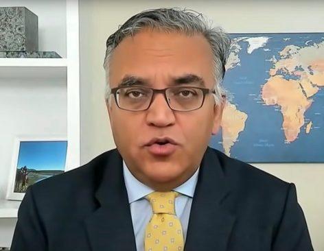 Doctor Ashish Jha