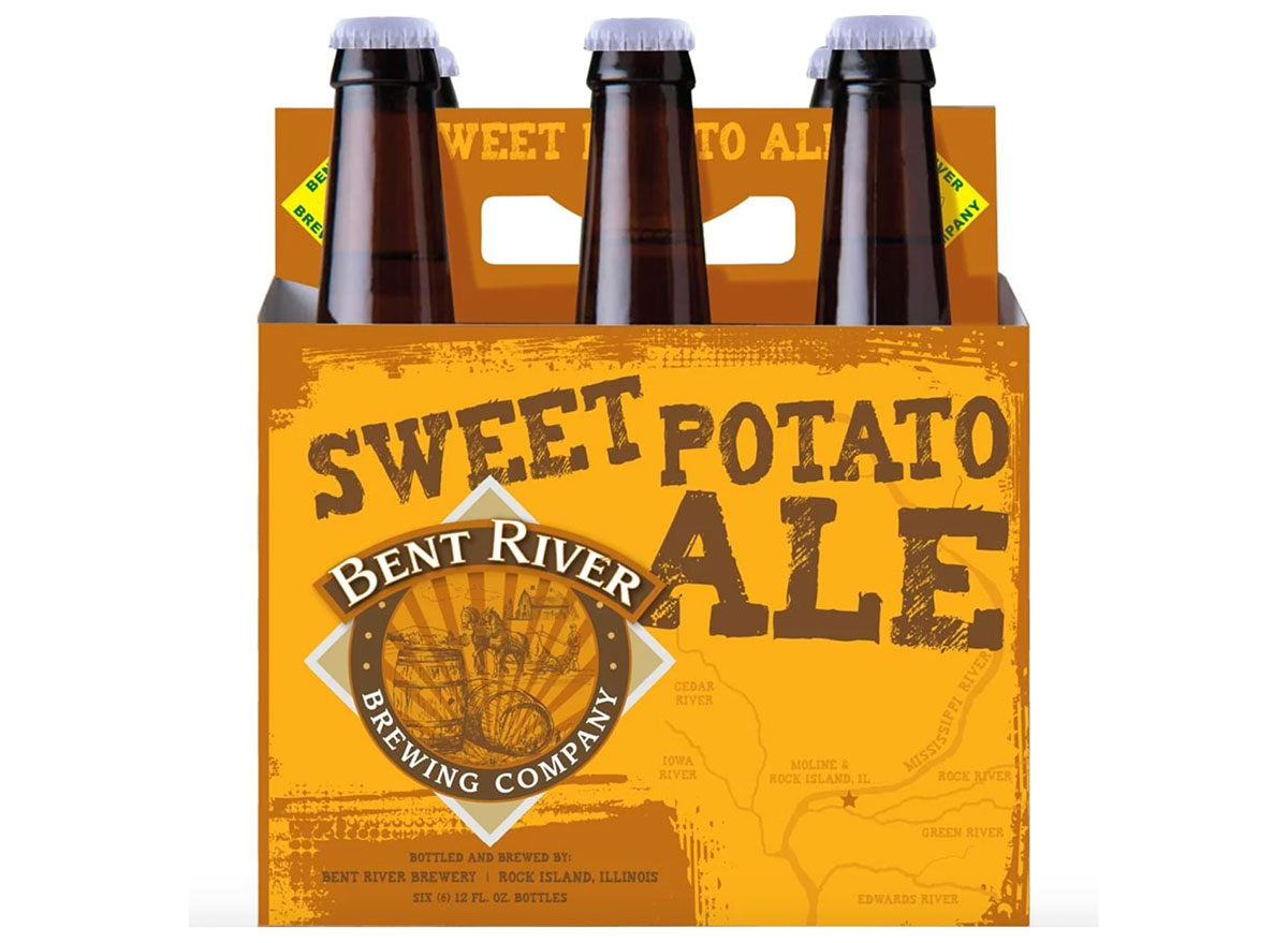 bent river sweet potato ale