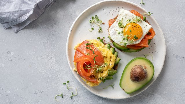 Best breakfast for vitamin d boost