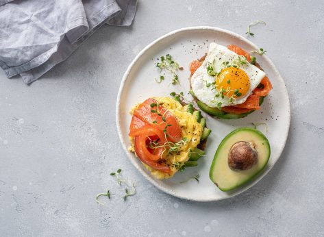 The #1 Best Breakfast for a Vitamin D Boost, Says Science