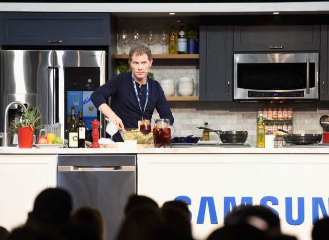 Bobby Flay Allegedly Left Food Network Over Guy Fieri's Paycheck