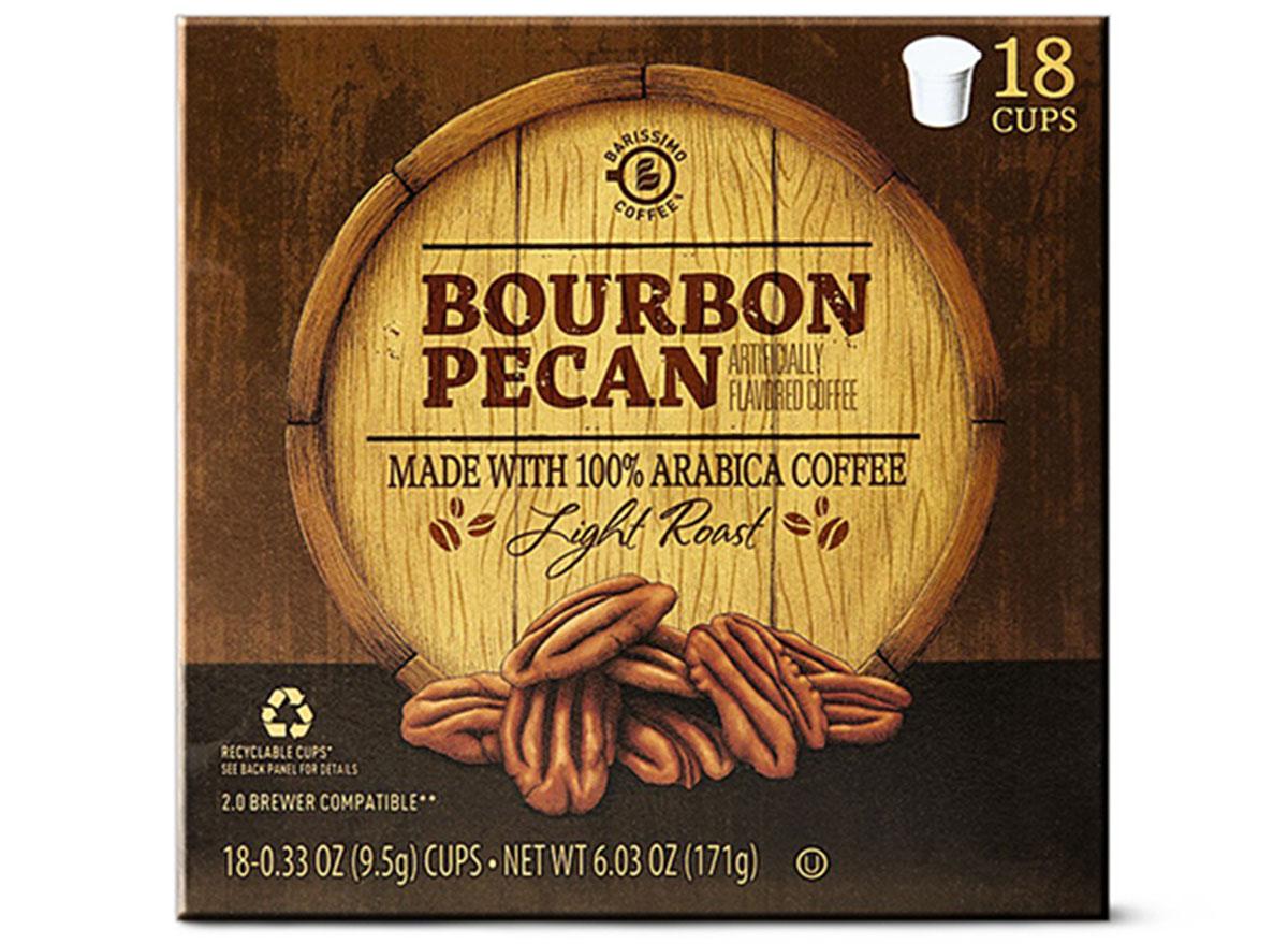 bourbon pecan coffee