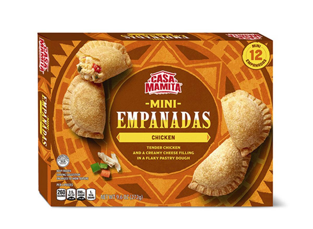 ALDI casa mamita mini empanadas