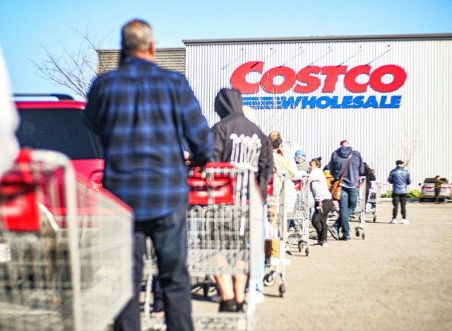 """Costco Members Say These 5 New Foods Are """"Very Difficult Not to Eat"""""""