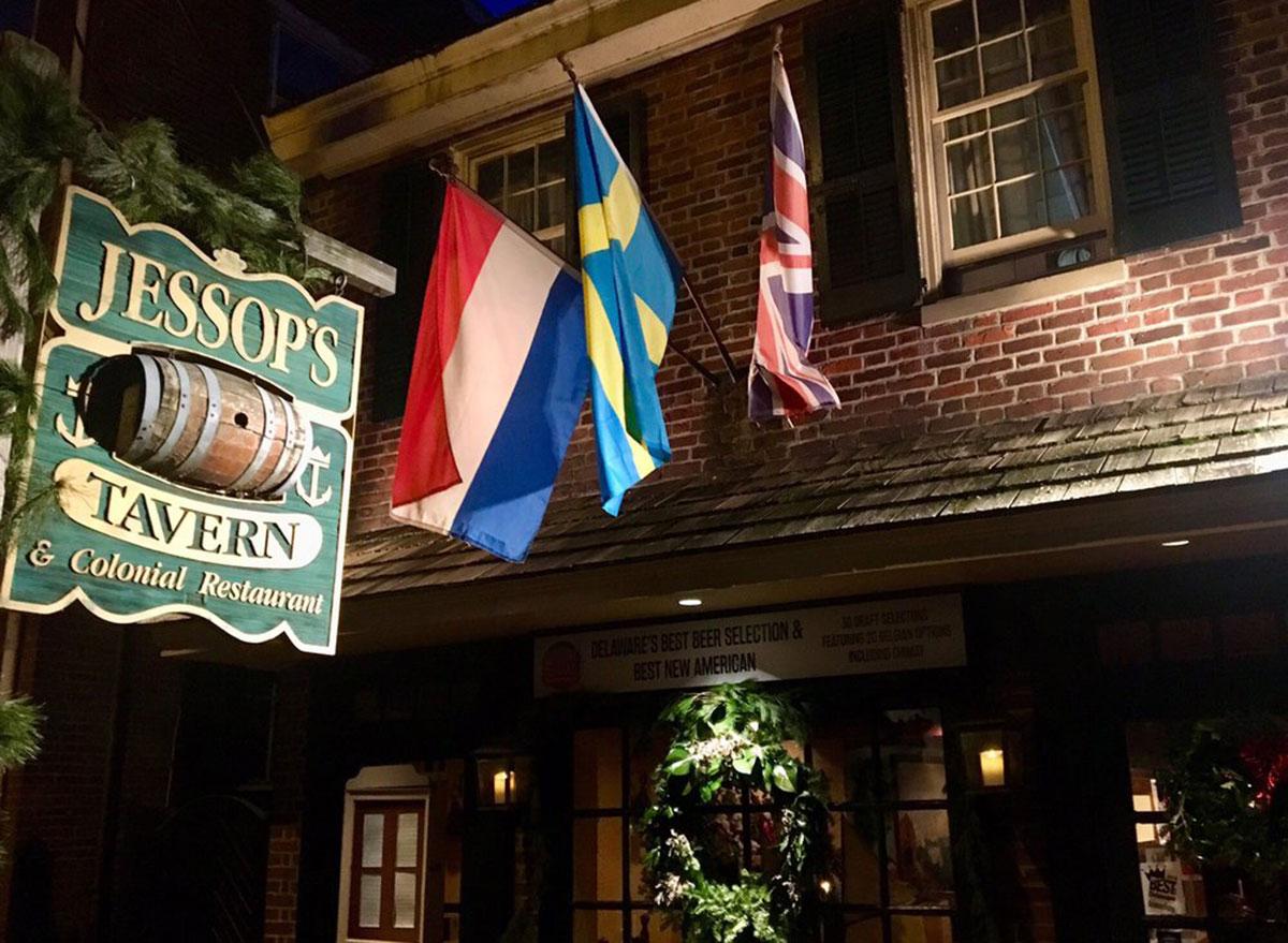 delaware jessops tavern