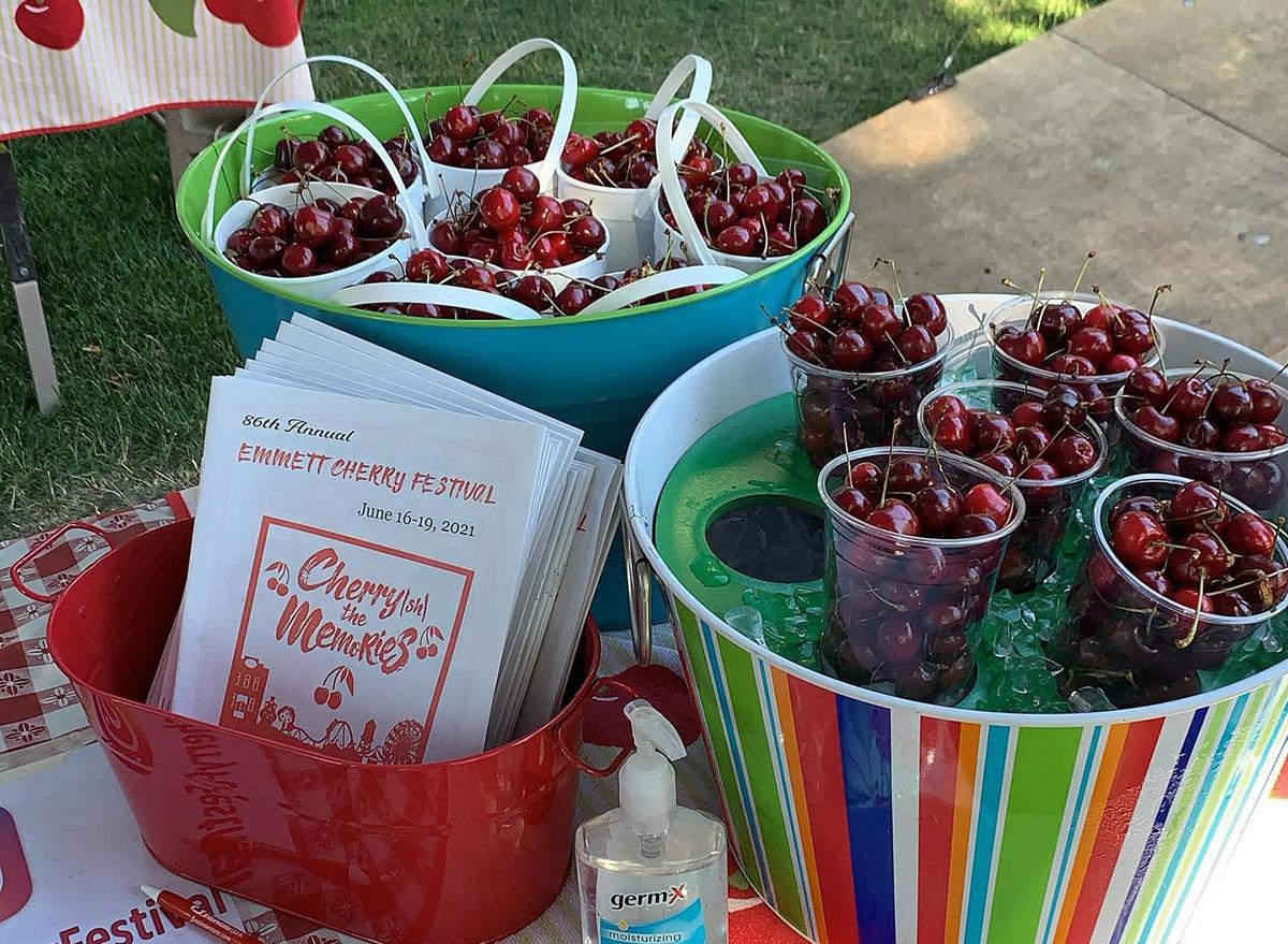 idaho emmett cherry festival