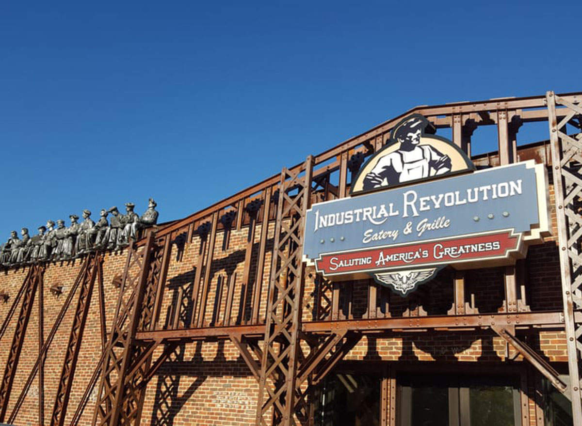 indiana industrial revolution eatery grille