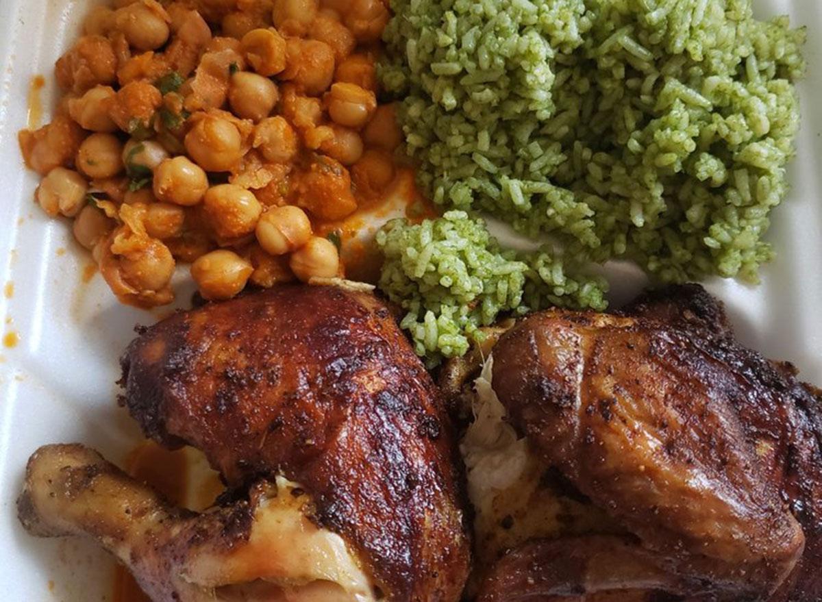 kentucky yummy pollo