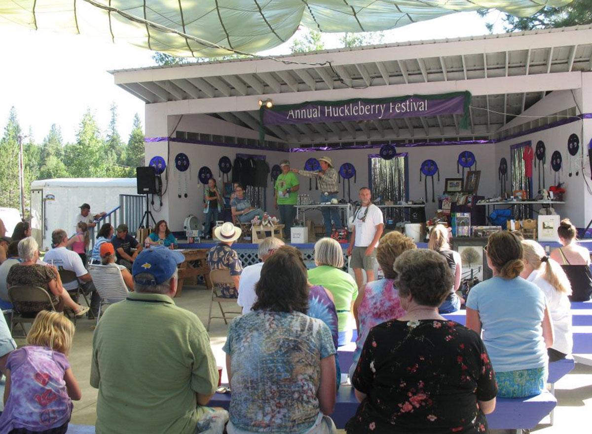 montana trout creek huckleberry festival