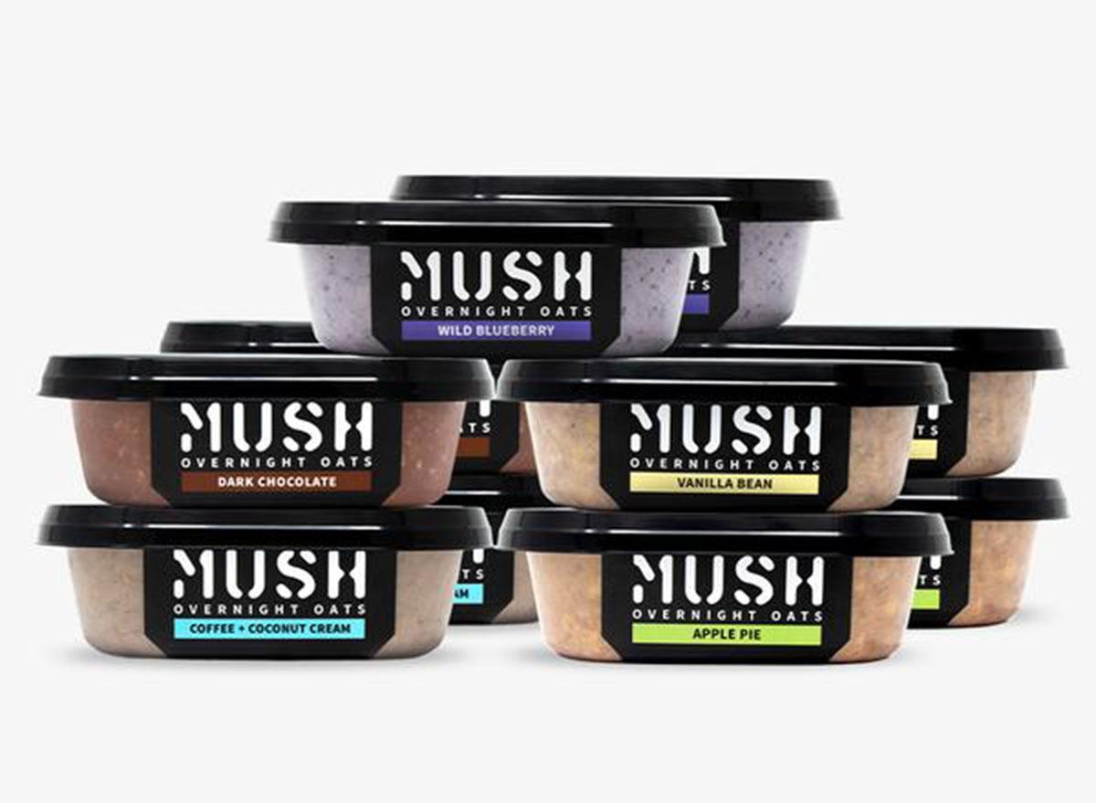 mush overnight oats