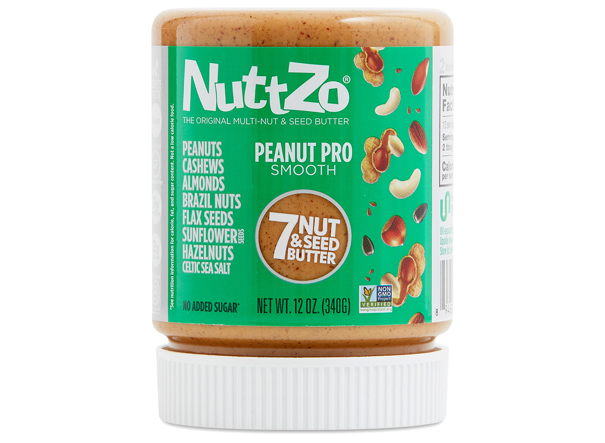nuttzo 7 seed butter