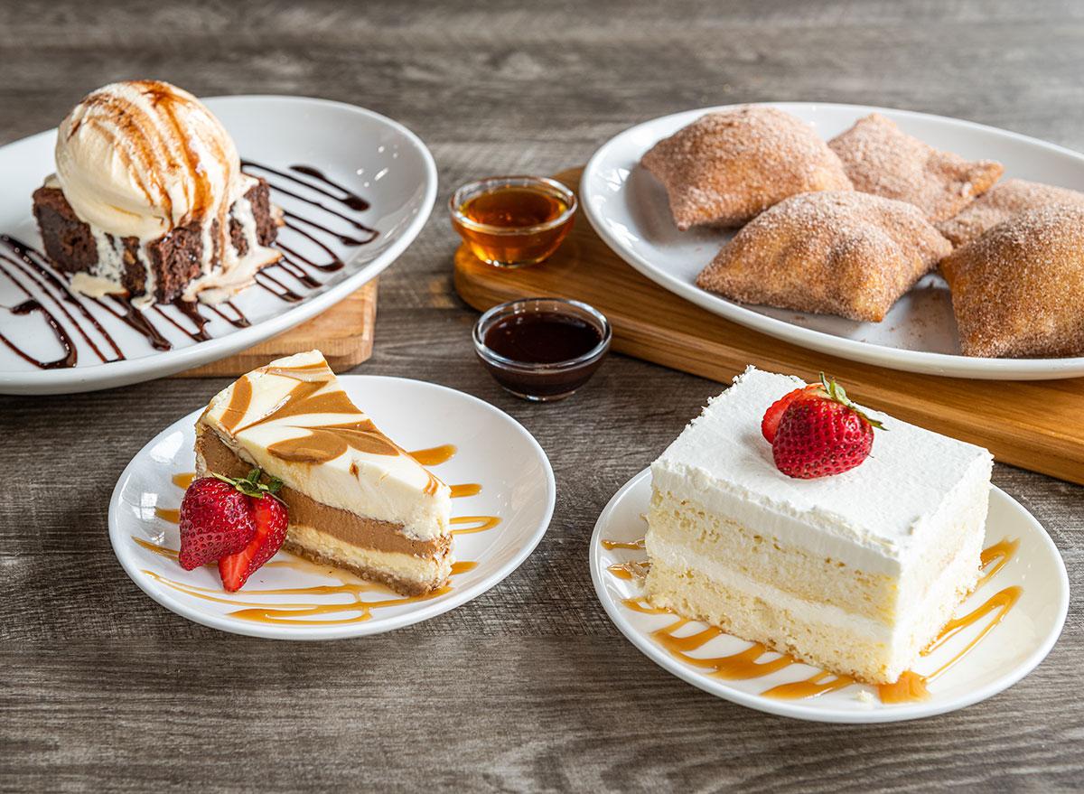 on the border new desserts