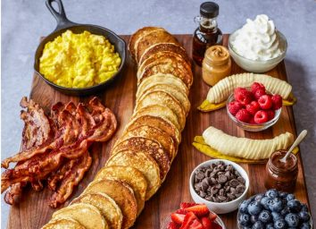 7 Cozy Breakfast Boards That Won't Derail Your Weight Loss Goals