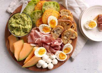 Charcuterie Breakfast Board